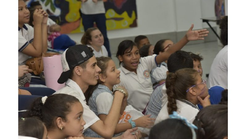 En trabajo conjunto con Scholas, estudiantes del Distrito emprenden acciones para transformar su comunidad
