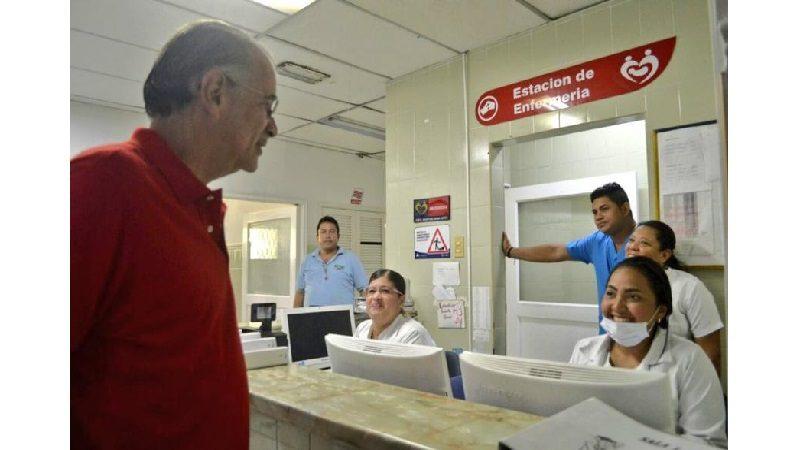 Gobernación y Minsalud pactan acciones para mejorar prestación del servicio hospitalario en Atlántico