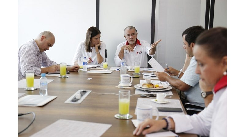 Gobernador Verano destaca que Mintransporte no recortará alcance de APP del río Magdalena