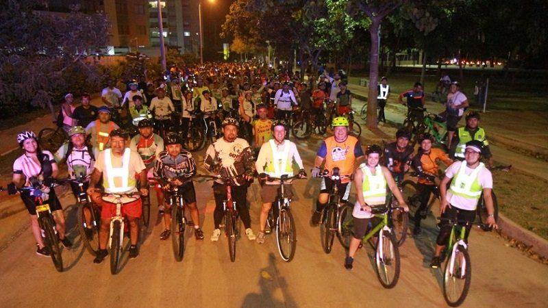 Hoy martes 25 de septiembre, sexta 'Biciquilla' del año ok