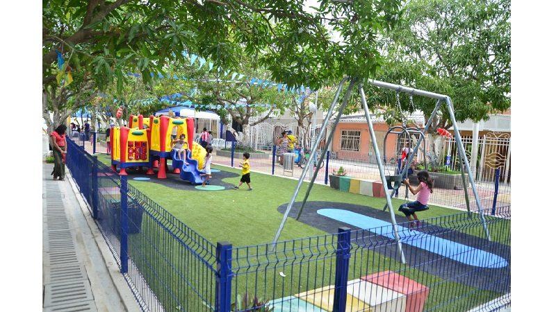 Inaugurado parque Los Arrayanes en homenaje a Francisco 'Pacho' Galán