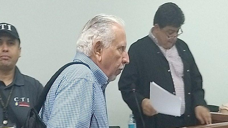 Juez niega medida cautelar de embargo a Ramón Navarro, exgerente de Triple A