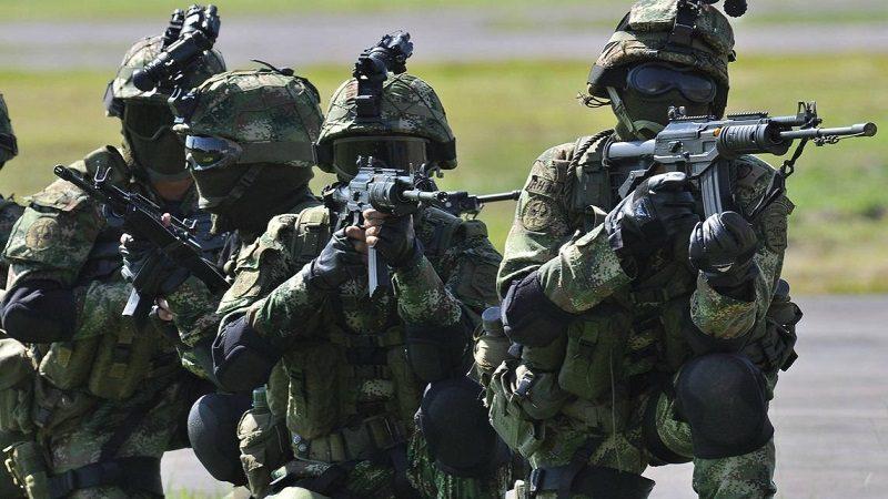 Más de 3.000 hombres buscan a 'Guacho', tras resultar herido en operación militar