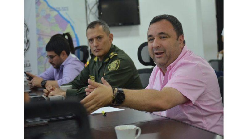 Refuerzan seguridad en Barranquilla por temporada de fin de año