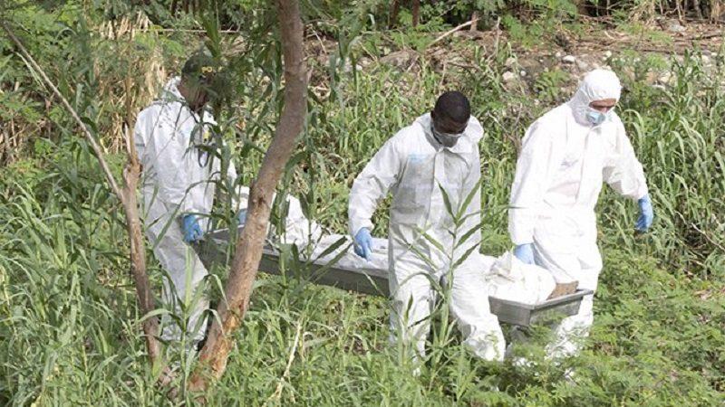 Reportan hallazgo de dos cuerpos en en el barrio Villa del Rosario