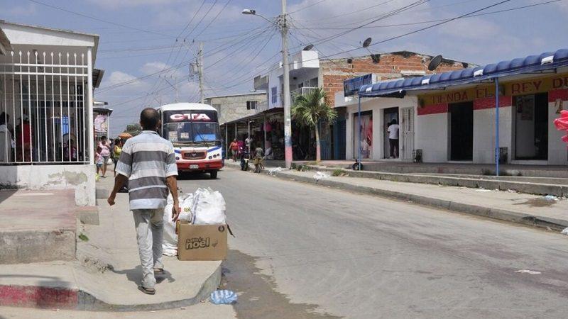 Sanas y salvas aparecen dos niñas que habían extraviado de su casa en Soledad