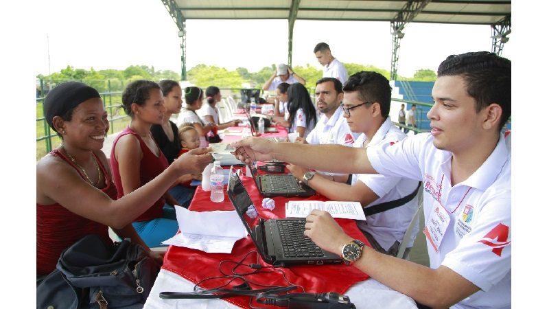 Se inicia identificación de población retornada, migrantes y refugiados venezolanos, en Atlántico
