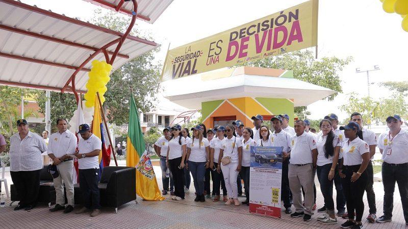 'La Seguridad Vial es una Decisión de Vida', campaña de la Gobernación para reducir accidentalidad