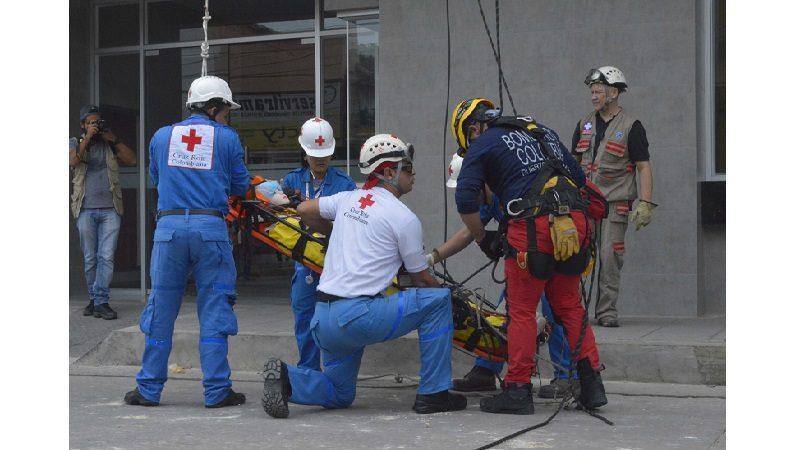 16 municipios del Atlántico se suman al simulacro nacional de emergencias