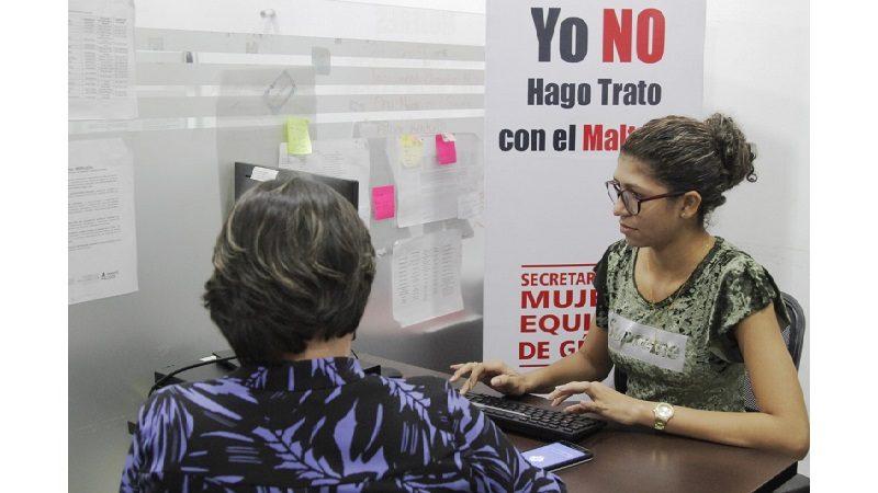 Abecé de atención a casos de vulneración de derechos de mujeres en Atlántico