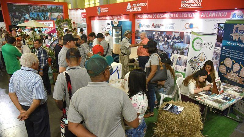 Agroexpo Caribe confirmó que Barranquilla es la vitrina comercial del Caribe colombiano