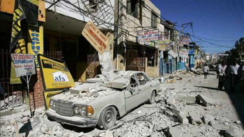Al menos 11 muertos y 100 heridos deja terremoto en Haití ok