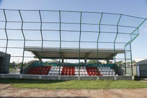 Así quedó el moderno estadio de sóftbol de Puerto Colombia 3