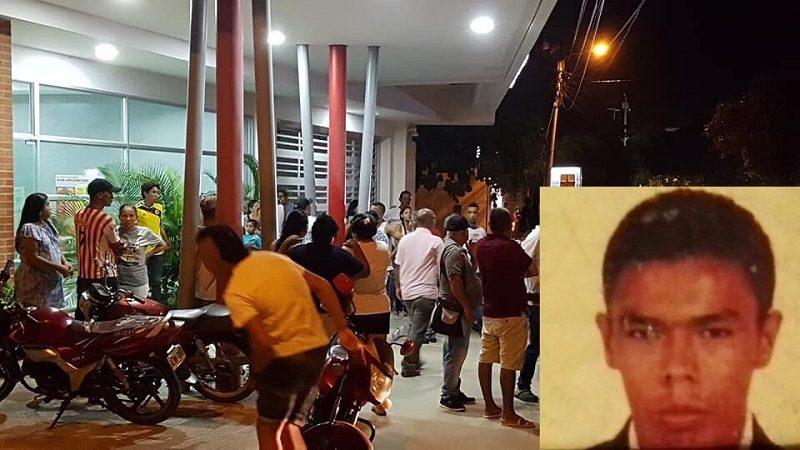 Asesinan a bala a un hombre en el barrio Loma Fresca de Puerto Colombia