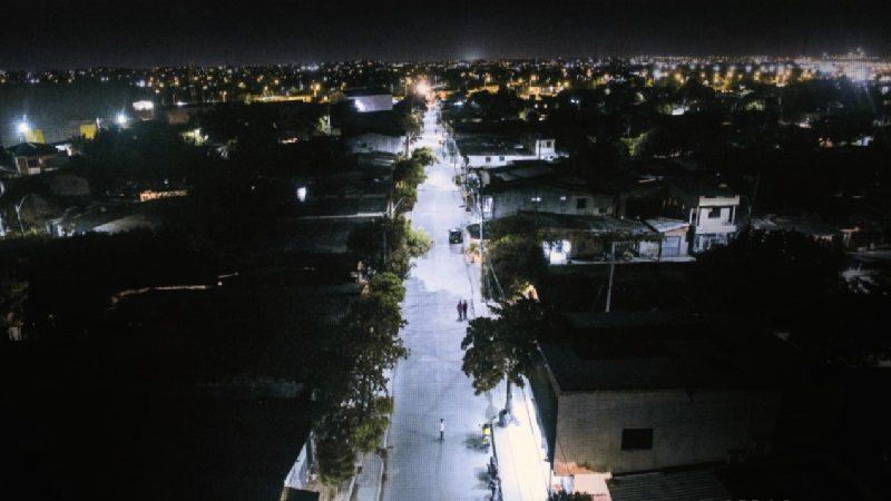 Barranquilla, primera ciudad capital de Latinoamérica en lograr 100 % de cobertura en alumbrado público led
