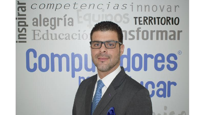 Barranquillero Alejandro Félix Linero, nuevo director de Computadores para Educar