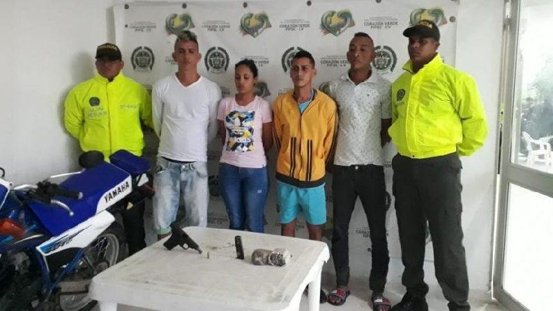 Cae banda de atracadores 'Los Guarichos', en el municipio de Soledad
