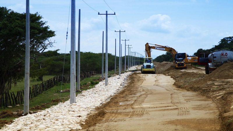 Circuito Vial del Sur del Atlántico avanza sin contratiempos
