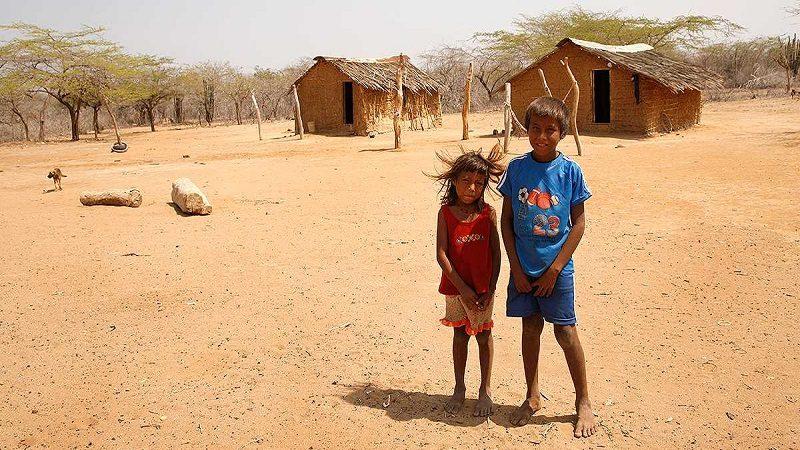 Clase política de La Guajira ha sido insensible a necesidades de la población infantil ok