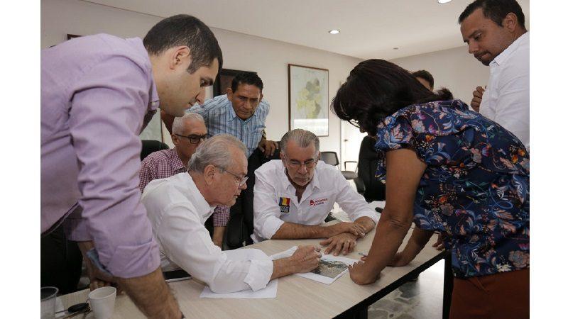 Comité Intergremial del Atlántico y Verano afinan detalles sobre proyecto de ampliación de carrera 51B