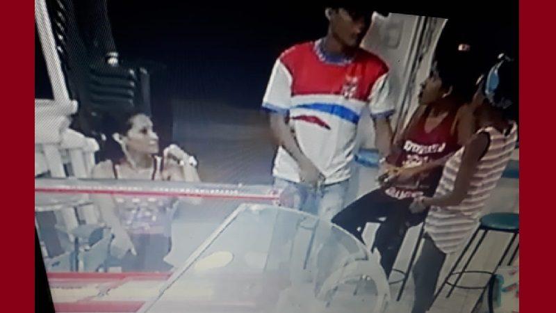 Con revólver asaltan a clientes de heladería en el barrio El Edén