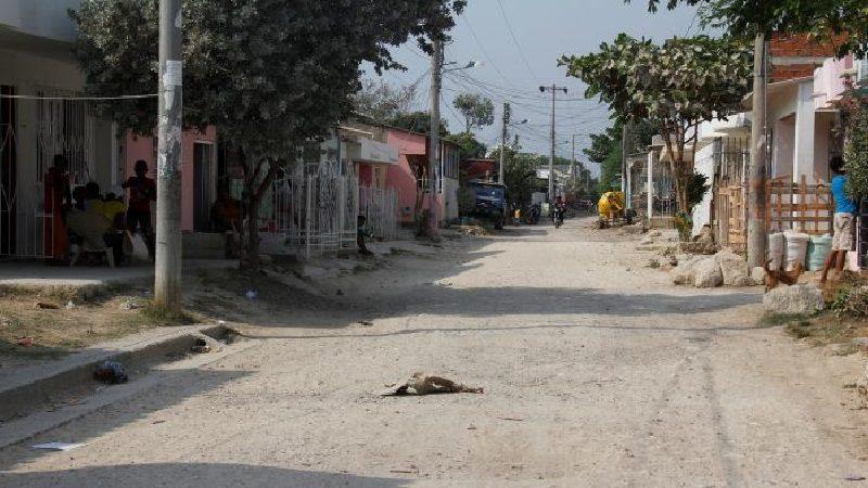 De un tiro matan a venezolano por pasar frontera invisible en el barrio Las Américas