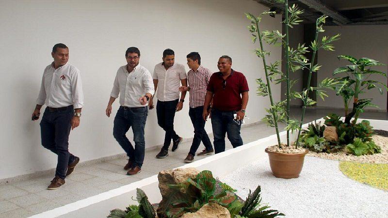 Distrito entregó Centro Regional de Víctimas en la vía a Juan Mina