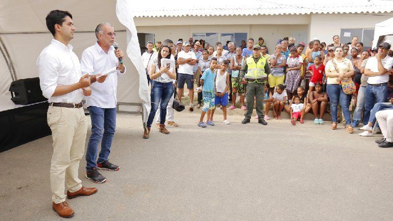 En Campo de la Cruz, 200 familias cumplieron el sueño de tener casa propia