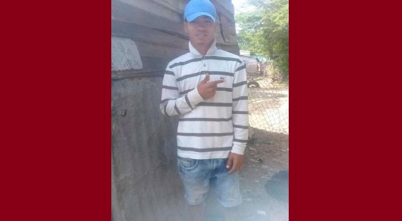 En pelea de vecinos, con pico de botella asesinan a joven en el barrio El Bosque