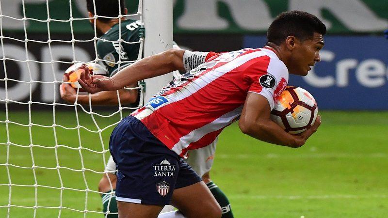 Espectacular remontada de Junior, venció 4-3 al Tolima, en el Metropolitano