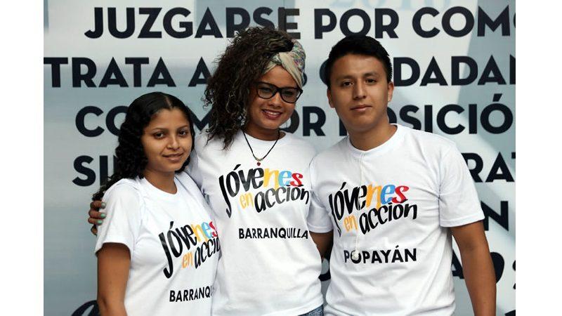 Este 18 de octubre inicia entrega de incentivos a Jóvenes en Acción