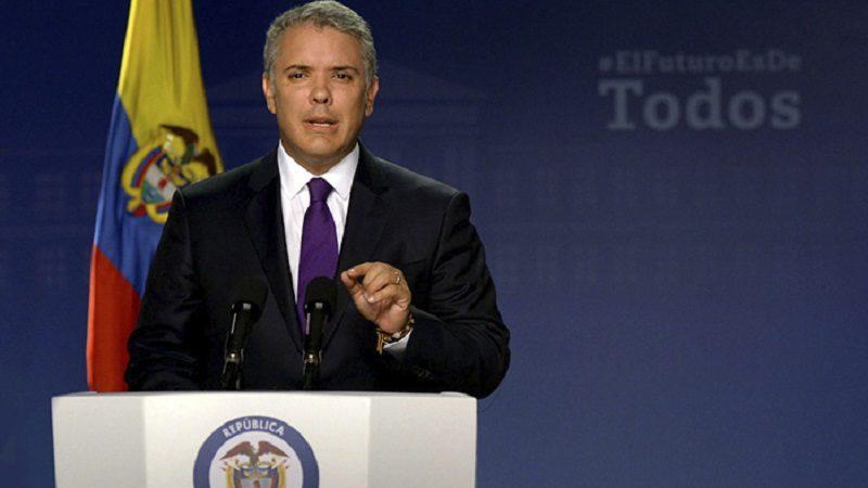 Este lunes 29 de octubre, presidente Duque estará en Barranquilla
