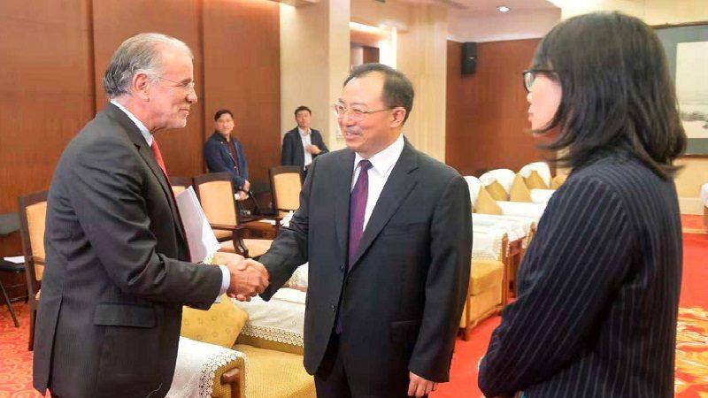 Gobierno de Jiangsu se compromete con Verano a crear Parque Tecnológico del Atlántico