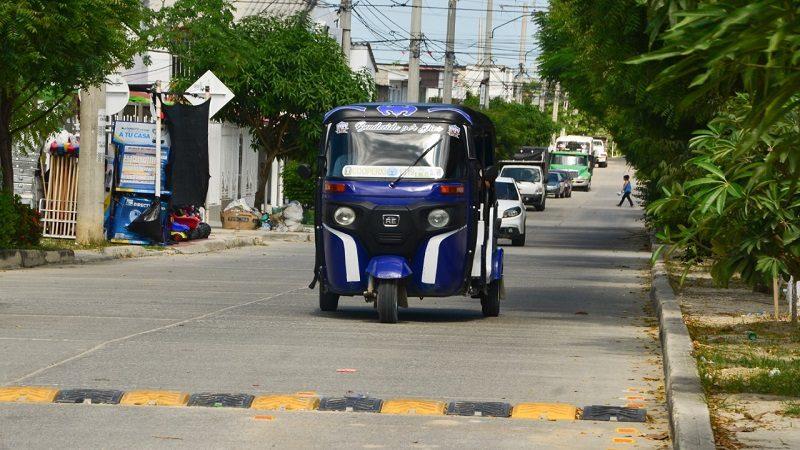 Gobierno le abre las puertas a legalización del motocarrismo