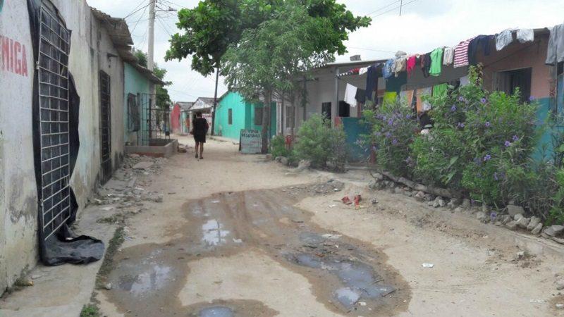 Hallan cráneo humano en basurero del barrio San Vicente de Soledad
