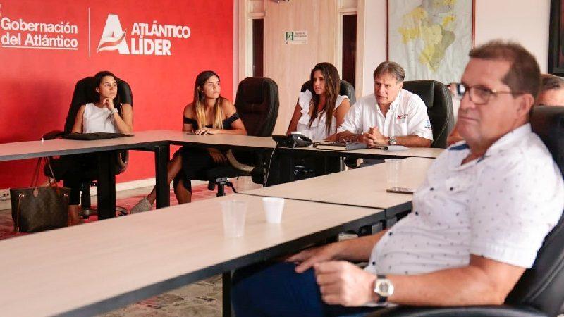 Indeportes busca alianzas con el sector privado para que se vinculen al programa Deportista Apoyado