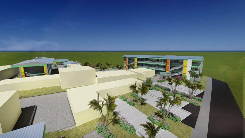 Institución Educativa Francisco Javier Cisneros, un colegio para 1.700 estudiantes en Puerto Colombia