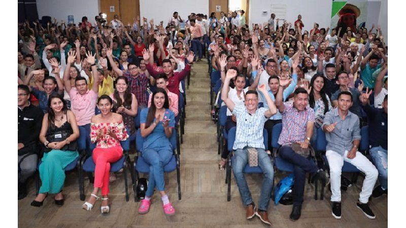 'Jóvenes en Acción' abre proceso de preinscripción para estudiantes de la Universidad del Atlántico