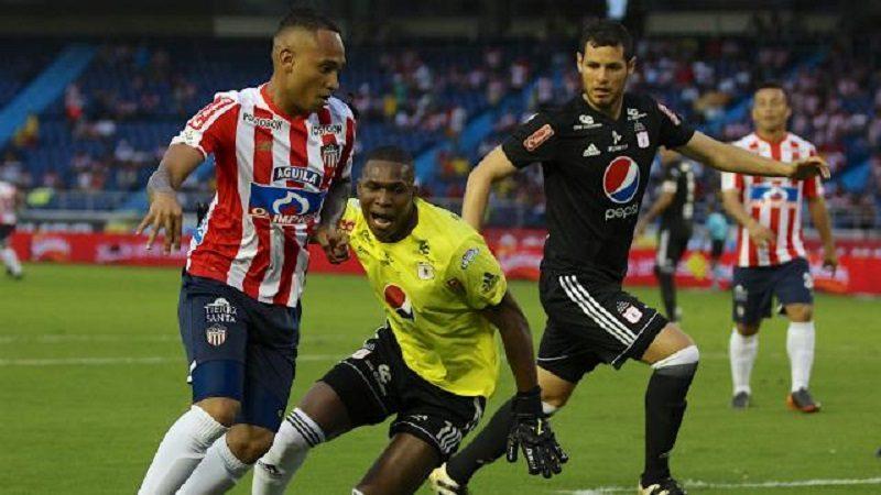 Junior empató 0-0 con América, en el Metropolitano