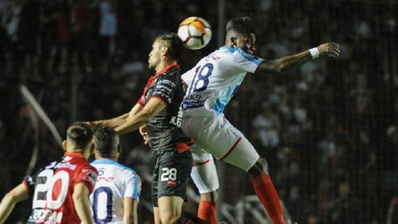 Junior empató 1-1 con Colón en Argentina y clasificó a los cuartos de final de la Suramericana