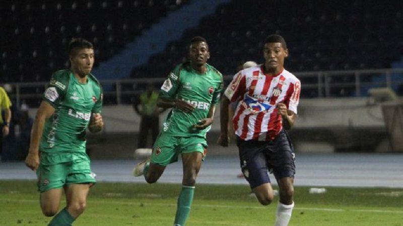 Junior goleó 4-0 a Patriotas y se afianzó en la zona de clasificación
