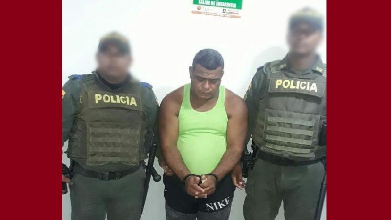 Lo capturan por el asesinato de un hombre en el barrio Rebolo