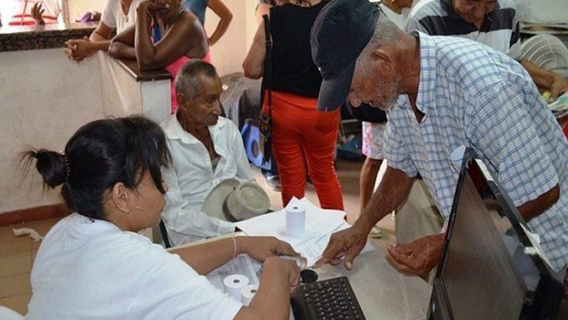 Más de 19 mil adultos mayores recibirán el quinto pago del subsidio 'Colombia Mayor', en Barranquilla