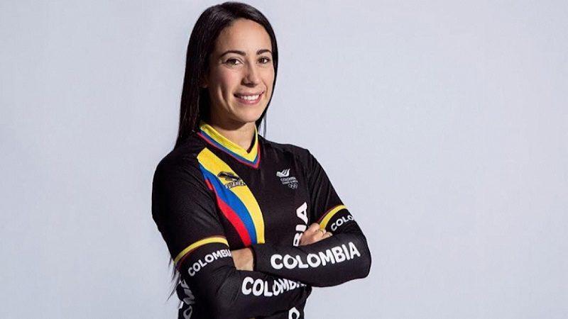 Mariana Pajón será la representante de los atletas colombianos en el Consejo Nacional del Deporte