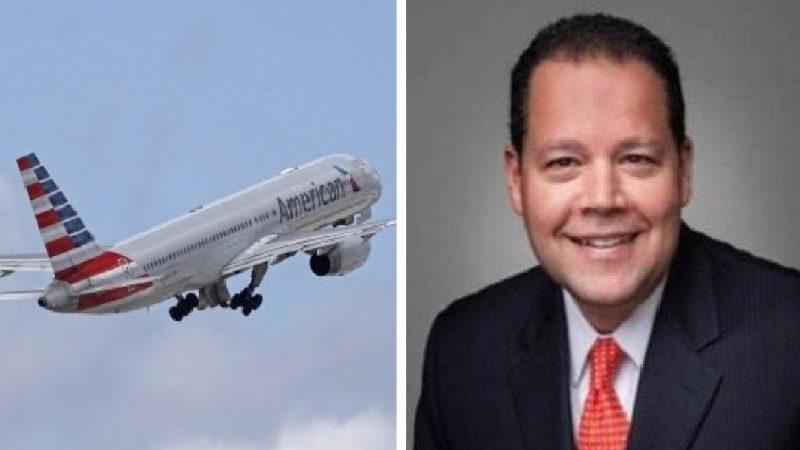 Omar Nottaro, nuevo director general de American Airlines en Colombia, Ecuador, Guyana y Venezuela.