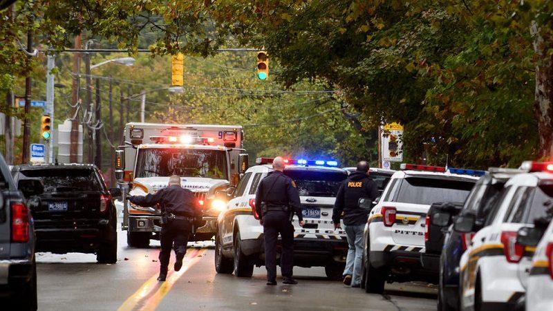 Once muertos y seis heridos deja el tiroteo en una sinagoga de EE. UU.