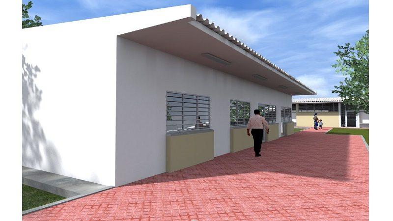 Presentan diseño de nuevo colegio para Ciudad Caribe 2, en Malambo