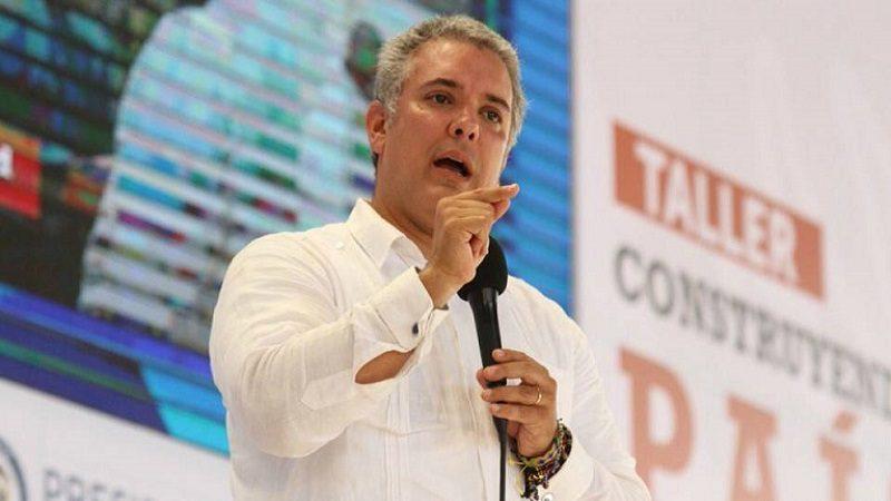 Presidente Duque entrevista a ternados para Alcaldía de Riohacha y anuncia designación con rigor y transparencia