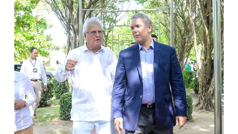 Queremos extender la renovación urbana de Soledad a todo el país