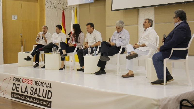 Recuperar deuda de EPS liquidadas es clave para el rescate de los hospitales